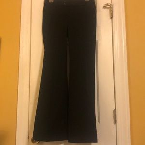 Banana Republic Stretch Cuffed Trouser Pants